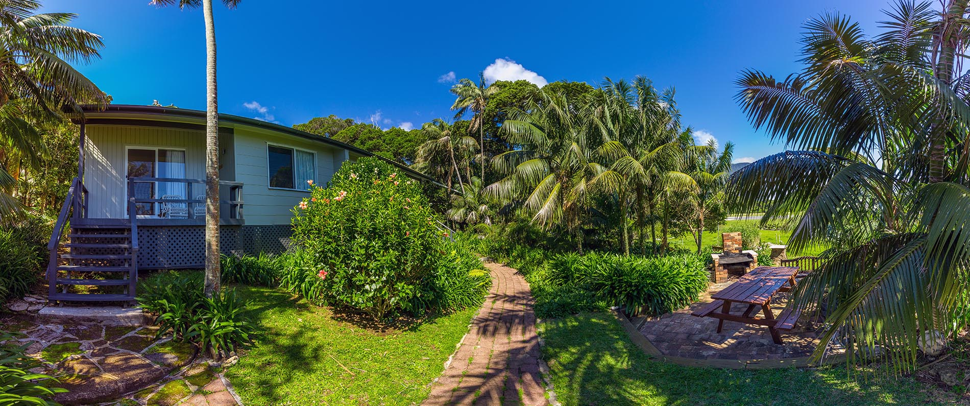 Lord Howe Island  Bedroom Accommodation